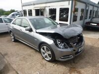 MERCEDES E CLASS - LP11BXG - DIRECT FROM INS CO