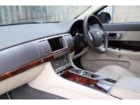 2011 Jaguar XF 3.0 TD V6 Portfolio 4dr Diesel blue Automatic