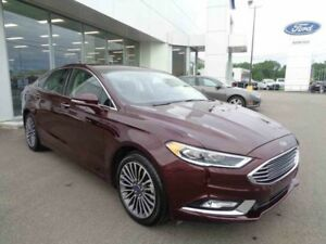 2017 FORD FUSION SE / AWD / FINANCE 2.9% / NAV / TOIT / CUIR / U