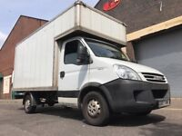 Iveco Daily 2007 2.3 TD 35S12 MWB Chassis Cab 2dr (EU4, Air Ride) CHASSIS LUTON CAB, NO VAT