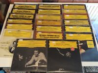 20 LPs On The Deutsche Grammophon label