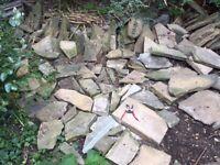 York Stone for crazy paving
