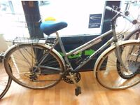Dawes Streetlife ladies bike Very good condition, top thumb shifter gears fully working ladies cycle
