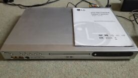 LG DVD Recorder DR7400