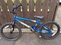 Muddyfox BMX bike