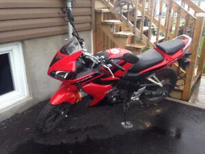 Moto CBR Honda