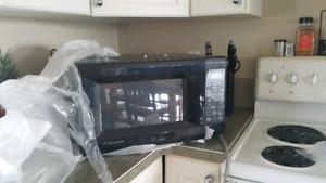 Dometic microwave