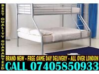 Brand New Bunk .. bed Single Double And Mattress ..CALL NOW Wallingford