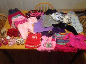 Baby girl clothes 3-9 months