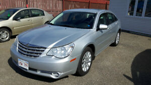 2010 Chrysler Sebring LX Sedan