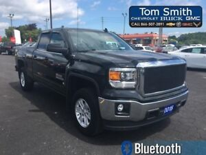 2015 GMC Sierra 1500 SLE - REAR VISION CAMERA, BLUETOOTH, LOW KM