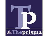 Independent bilingual ENGLISH/SPANISH newspaper seeking for volunteer proofreaders