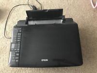 Epsom Sx425W printer and scanner
