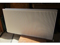 Double Central Heating Radiator 1200mm x 650mm