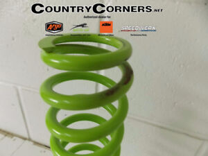 USED 2017 WILDCAT TRAIL - REAR SPRING (1504-349) LIME GREEN