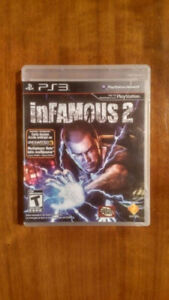 PS3 Adventure: Infamous 2, Just Cause 2, Rage, Uncharted 3
