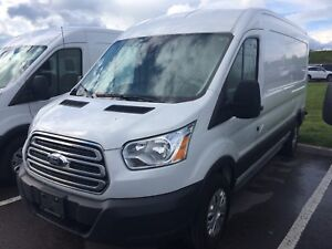 2016 Ford Transit 250 Van Med. Roof w/Sliding Pass. 148-in. WB