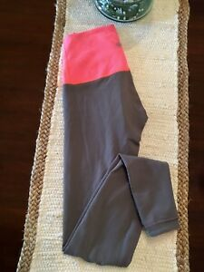 Lululemon Reversible Highwaisted Wunder Under Pants!