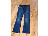 Maternity Jeans - Size 10, Next