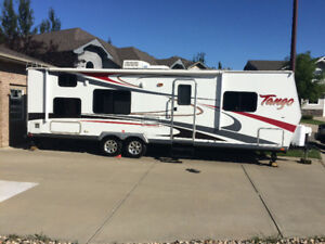 29 ft Pacific Coach Tango Travel Trailer