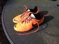Nike football blades size 3