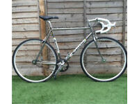 Bianchi Pista Steel 2012 Single Speed Road Bike - 57cm