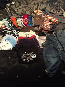 Baby boy 0-6 month clothing lot