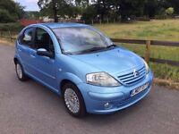 2007 Citroen C3 1,6 litre 5dr automatic