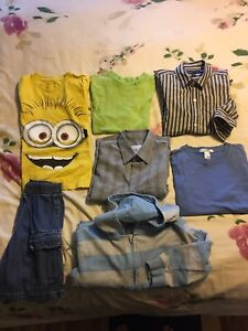 Boy's clothes - size 6X - $20 for all 7 items