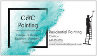 C&C Residential Painting -  Give your property a new look!