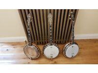 Majestic 'Art-i-So' Vintage Tenor Banjo