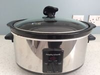 Murphy Richards slow cooker