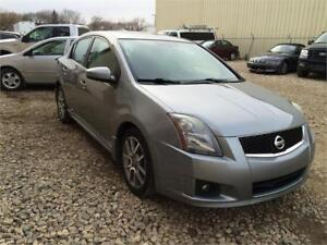 2009 NISSAN SENTRA SE-R - FINANCING AVAILABLE