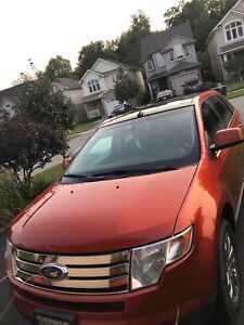2008 Ford Edge Limited leather panoramic sunroof AWD