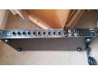 Yamaha PB1 Bass Guitar Pre Amplifier