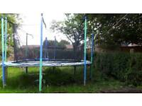 14ft trampoline for sale