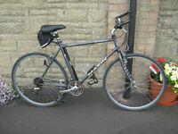 GENTS MARIN SAN RAFAEL OVATION HYBRID BICYCLE.
