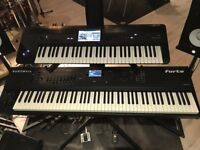 Bundle. KURZWEIL Forte8 and KORG Krome61 Great Condition