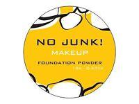 NO JUNK! Makeup - 100% Vegan Makeup 100% Plants Makeup 100% Organic Makeup
