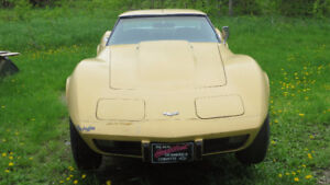 1977 Chevrolet Corvette Coupé (2 portes)