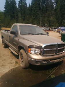 2002 Dodge Power Ram 1500 Pickup Truck,and other things
