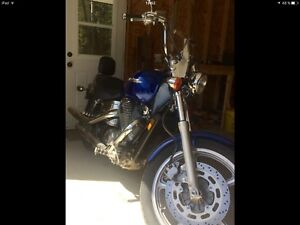 1100cc Honda Shadow 2004 Impeccable