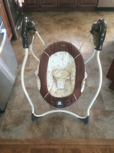 Carters infant swing