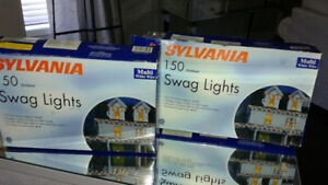 2 New Boxes of Christmas Lights