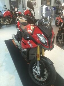 2016 BMW S1000XR Racing Red