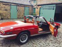Triumph Stag for Sale