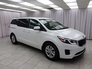2017 Kia Sedona LX 8PASS MINIVAN w/ BLUETOOTH, REAR HEAT-A/C, HE
