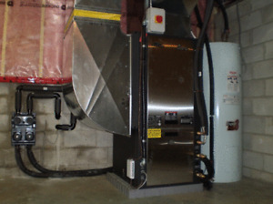 Cut Your Heating Bill by 70% - 4 Ton Geothermal System Installed