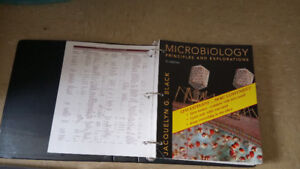 Microbiology principles and explorations