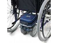 TGA Duo Power Pack for Wheelchair with Case